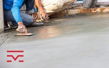 Naprawa dylatacji, posadzki betonowej i ubytków w posadzkach