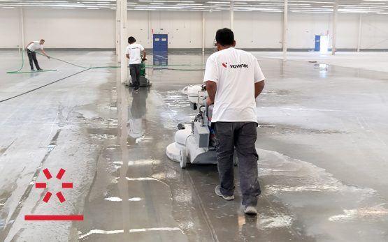 Polerowanie betonu Warszawska firma